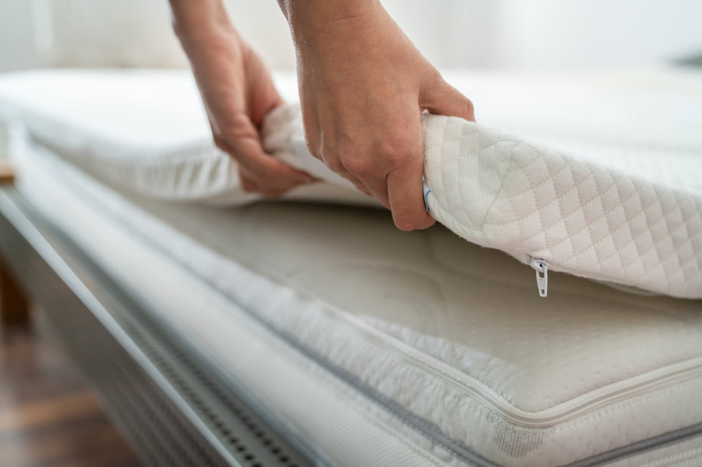 The Best Firm Mattress Toppers For Your Bed The Angle