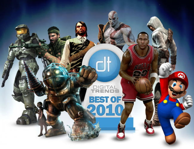 best-games-of-2010