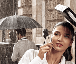 Who needs an umbrella? These waterproof Android phones can handle the rain