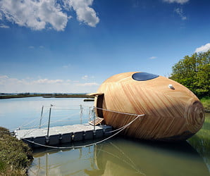 11 unreal houseboats that will set your imagination adrift