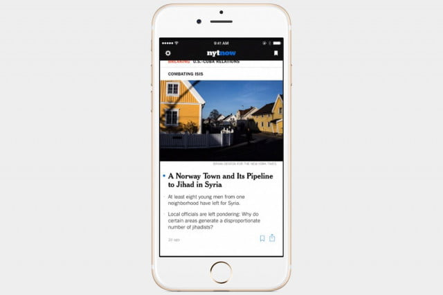 Best iOS apps for May NYT Now