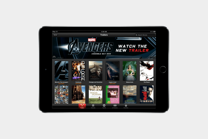 best-ipad-apps-itunes-movie-trailers
