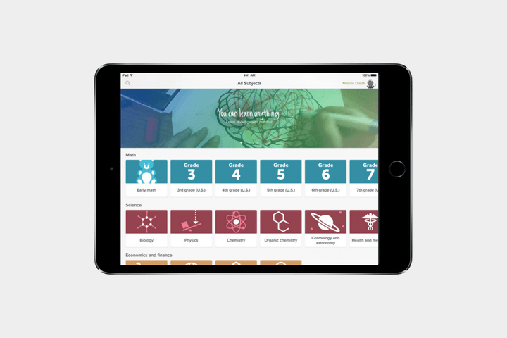 best-ipad-apps-khan-academy