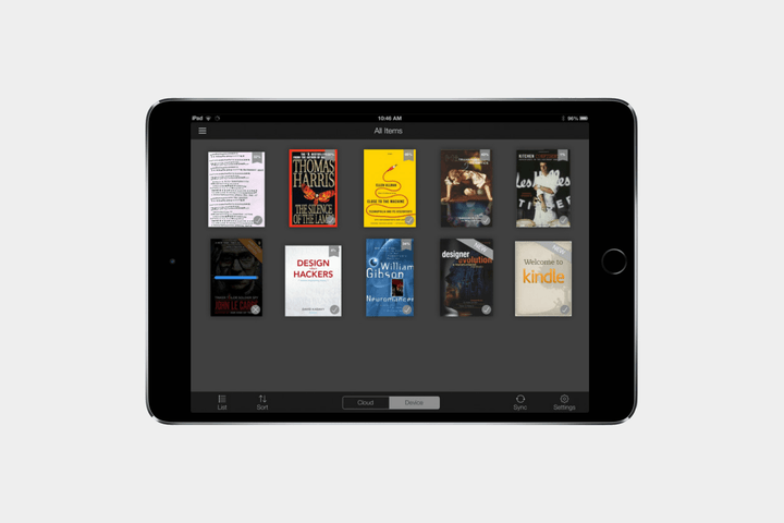 best-ipad-apps-kindle