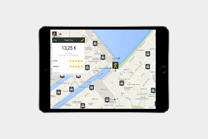 best-ipad-apps-mytaxi