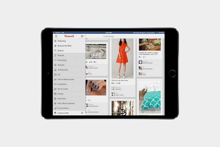 best-ipad-apps-pinterest