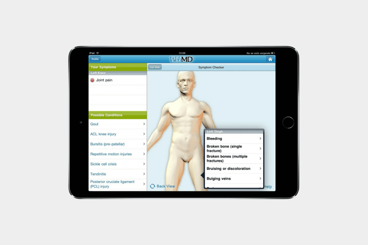 best-ipad-apps-webmd
