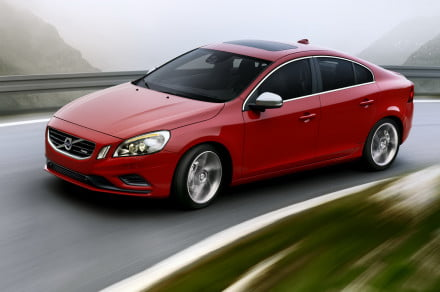 Best mid-level performance/luxury cars of 2012
