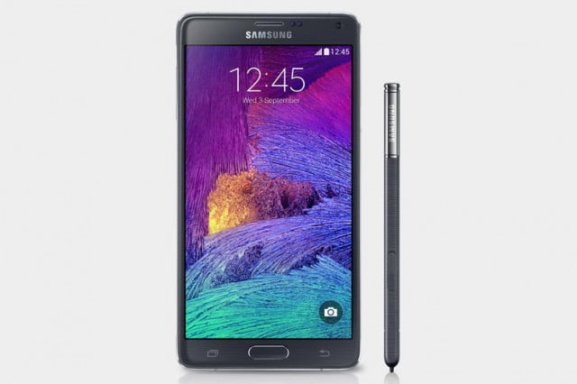Best Phablets Samsung Galaxy Note 4