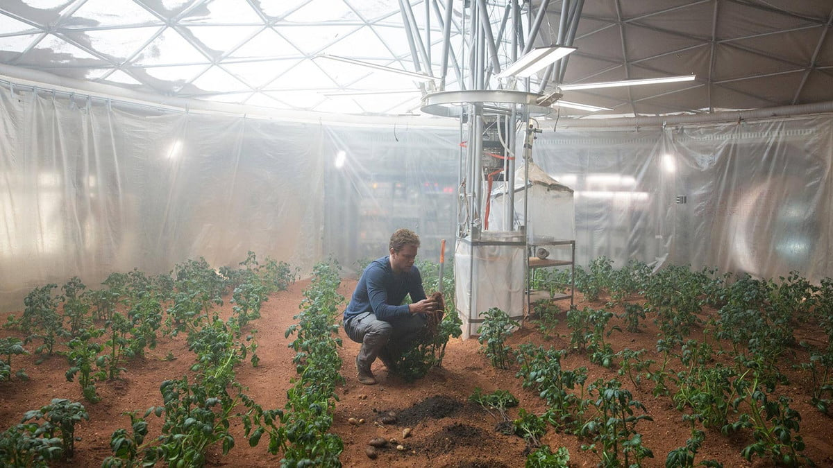 cosmocrops d printing best picture the martian