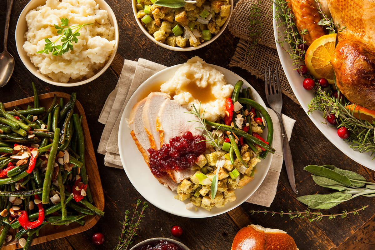 apps to help you make thanksgiving dinner best