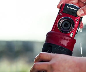 Wet or dry, these rugged waterproof cameras capture your every adventure