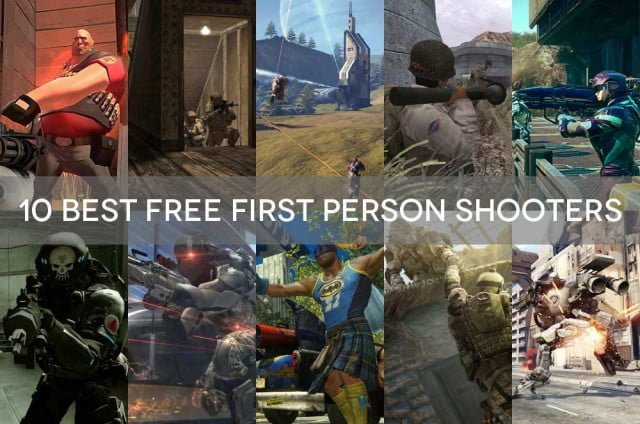 best free shooter games