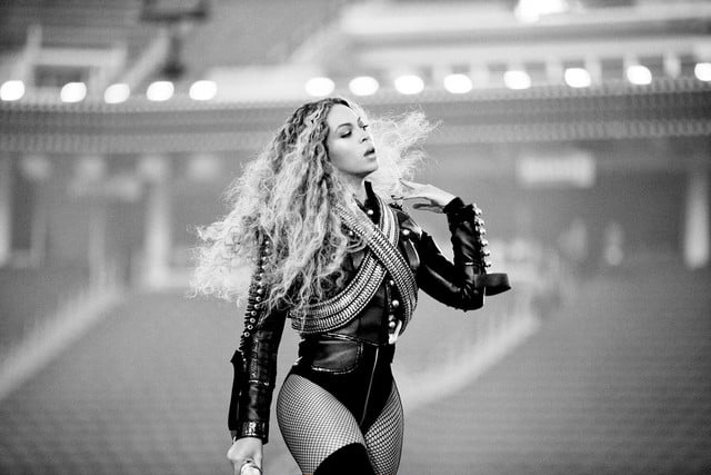 album streaming records beyonce drake the formation tour