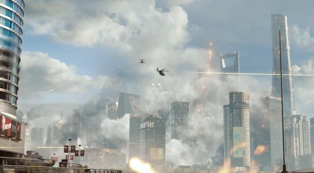 ea offers a quick overview of the battlefield  beta bf