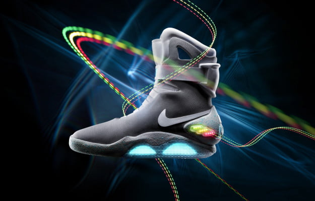 Nike Mag The Back to the Future Shoe