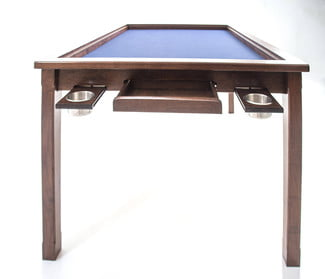 Board Game Table's Duchess convertible game table.