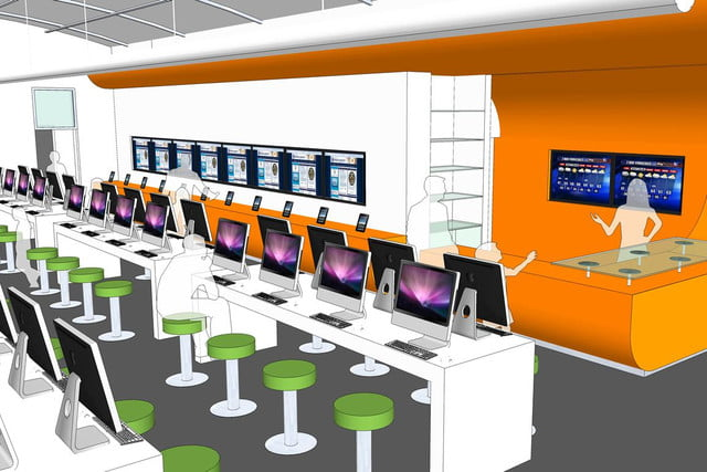 bookless all digital library opens in texas bibliotech concept