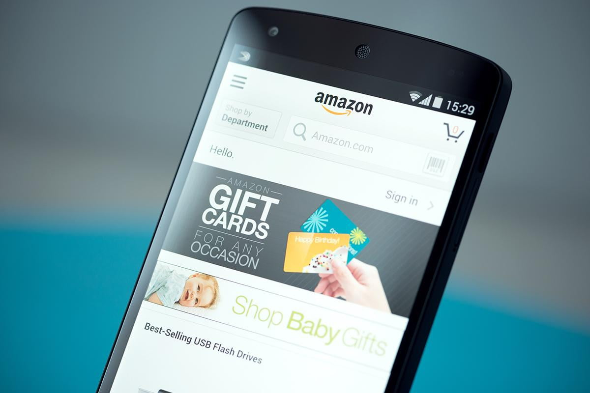 is amazon preparing a prime for apps big phone