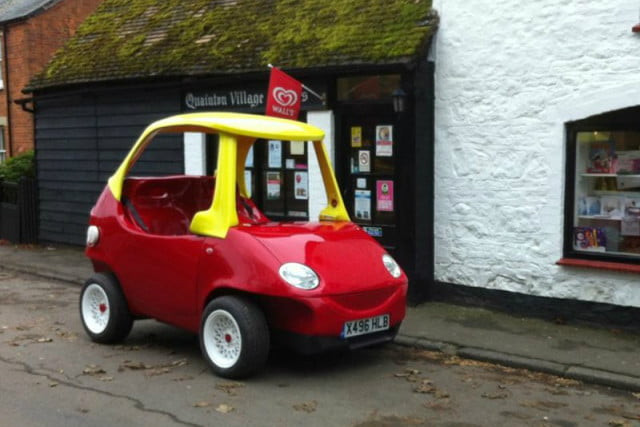 big tike cozy coupe listed on ebay