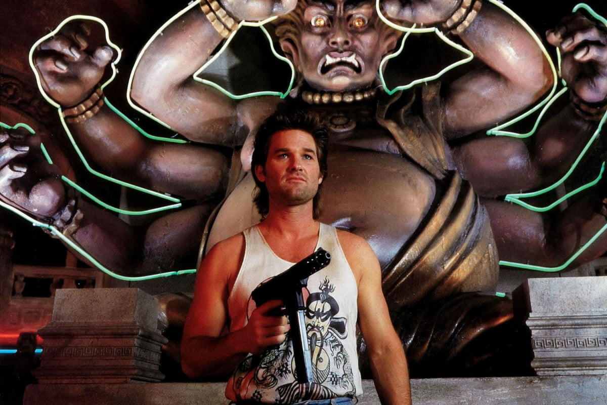 big trouble in little china dwayne johnson