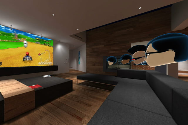 bigscreen vr lan party oculus store brings  software to home