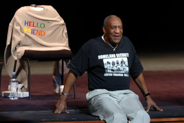 netflix adds bill cosby to upcoming stand up comedy schedule