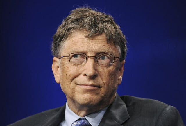 microsoft gates bill