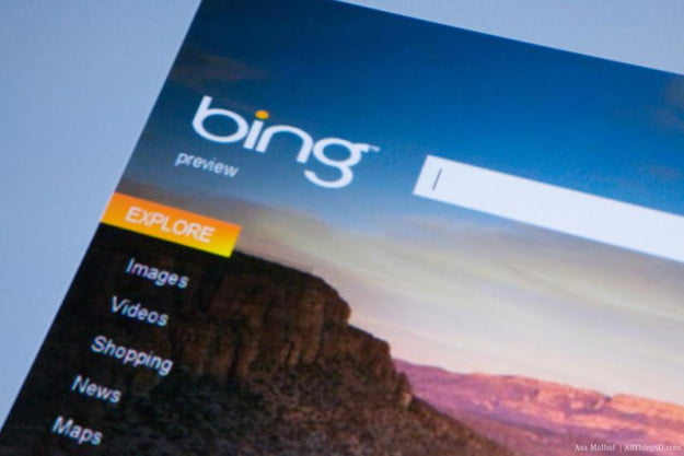New Bing on its way
