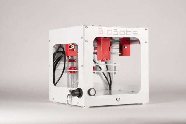 biobots launches biobot  d human tissue printer