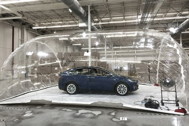 tesla model x bioweapon defense mode pictures results