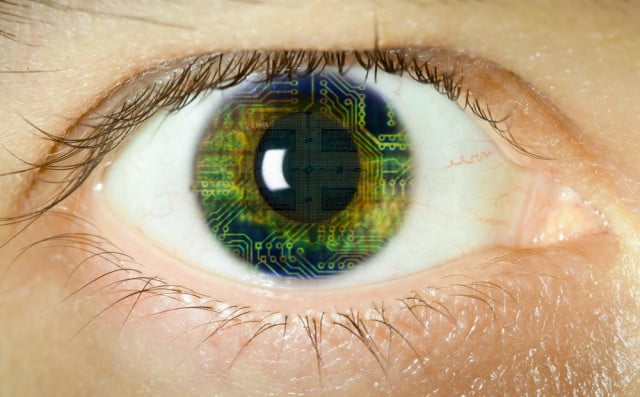 bionic lens implant perfect vision eye