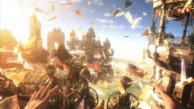 bioshock infinite not cancelled
