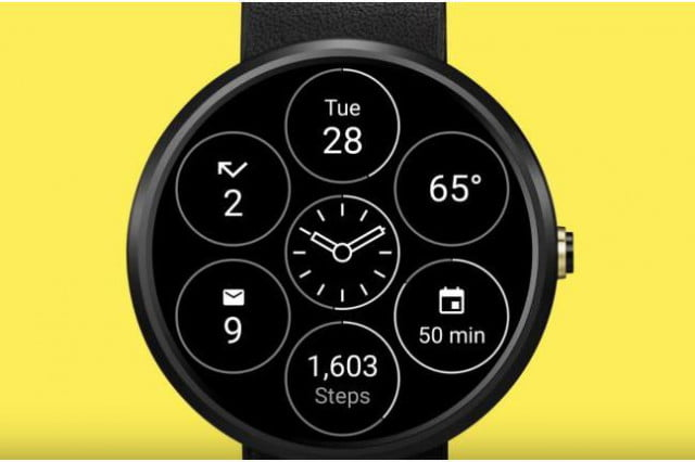 interactive watch faces android wear update bits face moto