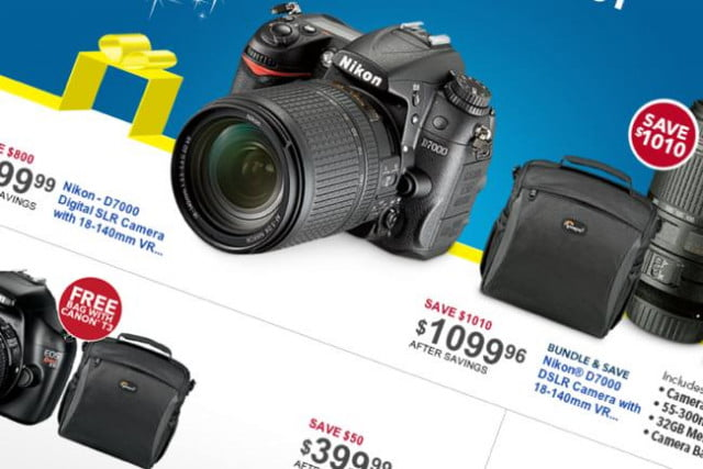buy camera black friday ad