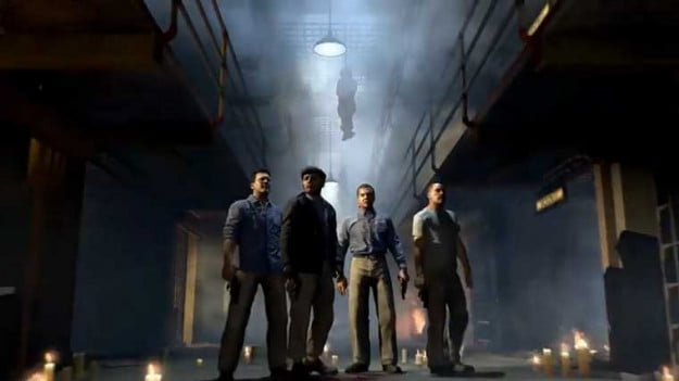 Black Ops 2 Uprising Mob of the Dead