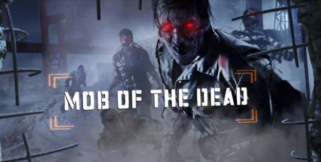 Black Ops 2 Uprising Mob of the Dead logo