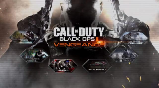 Black Ops 2 Vengeance