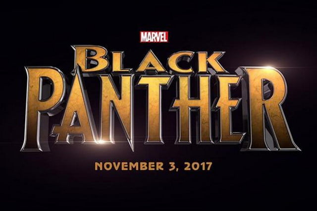marvel studios introduces chadwick boseman live action black panther title card