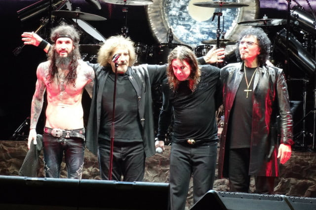 black sabbath will not record another album (  )