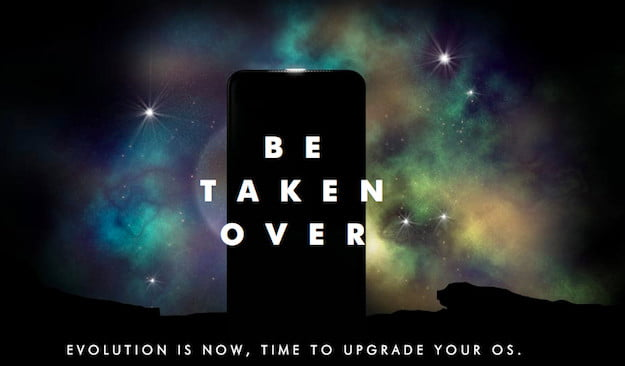 BlackBerry 10 Takeover App