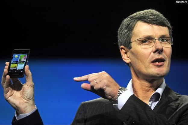 BlackBerry 10 Thorsten Heins Reuters