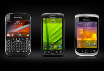 New BlackBerry 7 smartphones