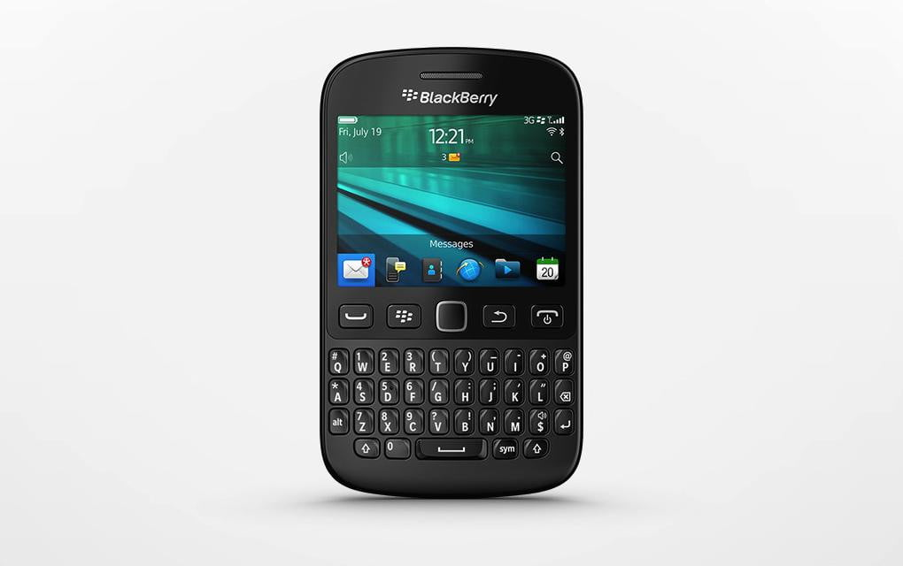 blackberry  announced