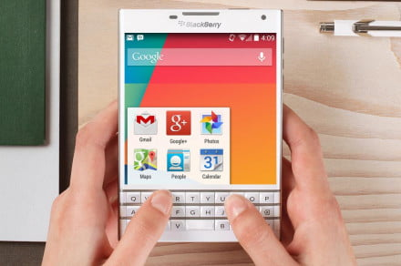 Blackberry Android Device