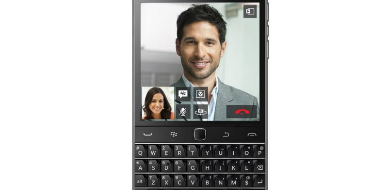 blackberry classic review front