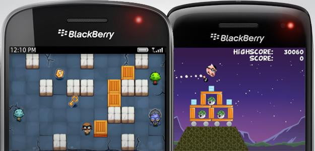 blackberry games header apps