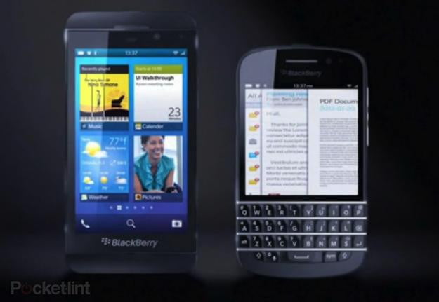 BlackBerry L Series N Series