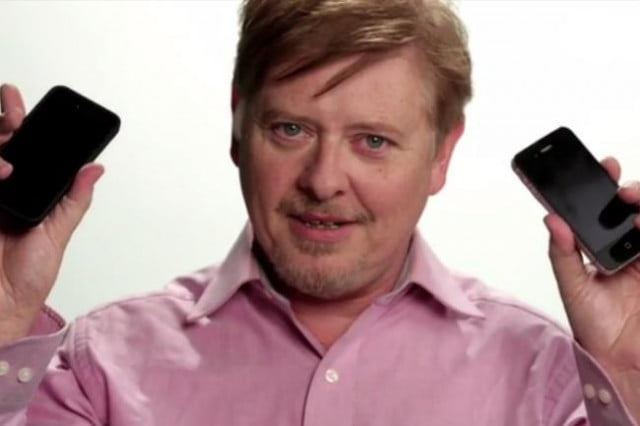 blackberry parody video funny depressing meltdown dave foley