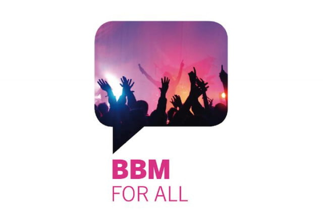 BlackBerry Messenger BBM iOS Android